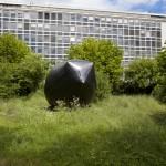 MON PETIT WALDEN - une installation gonflable de Dorothée Thébert&Filippo Filliger. Maison Baron, Genève, mai 2013. © Dorothée Thébert Filliger